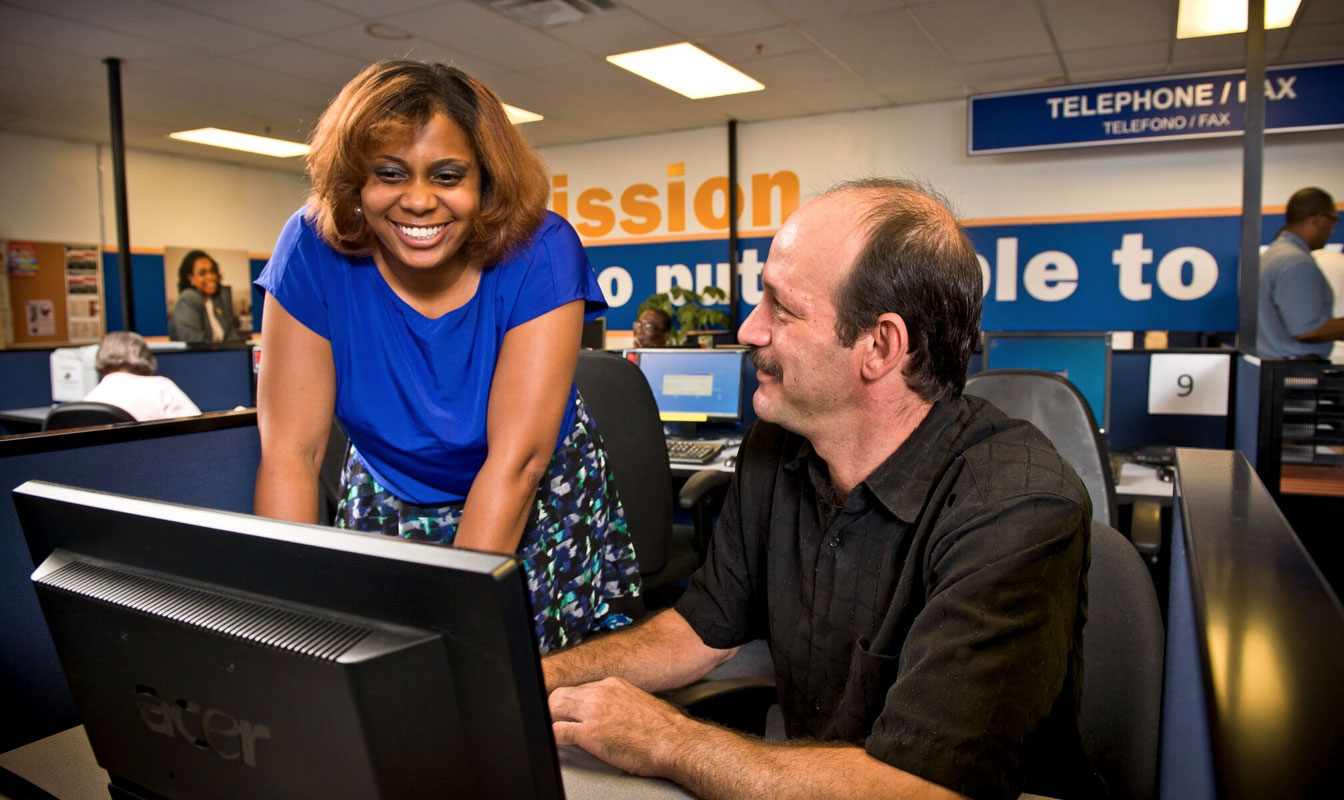 Helping people across America access opportunity through digital skills